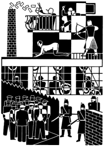 Unemployed, Gerd Arntz