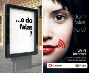 Një nga shumë fushatat seksiste të marketingut, gruaja njëherazi konsumatore edhe mall për konsum.