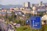 Prishtina Skyline