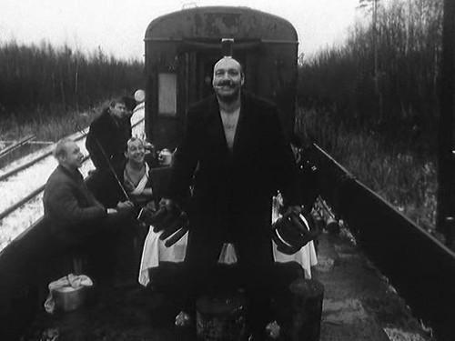 """Skenë nga """"Krustaljof, veturën"""", 1998"""