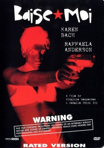"Poster anglisht i filmit ""Baise moi"""