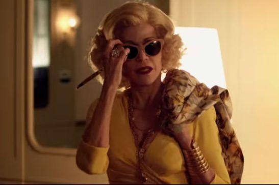 Bukuria perënduese e Jane Fondas, një paralel.